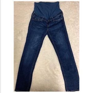 H&M Mama slim fit jeans (Maternity)